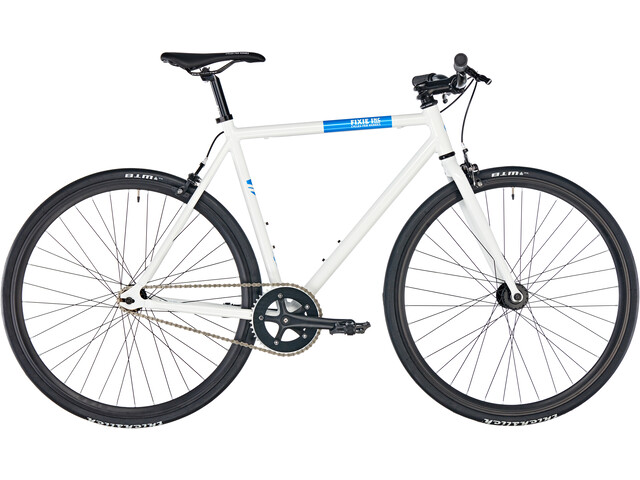 FIXIE Inc. Floater, white blue